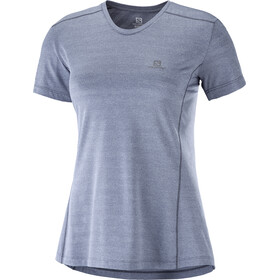 Salomon XA Tee Women lilac gray
